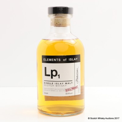 Elements Of Islay Lp1 50cl