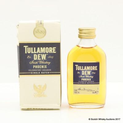 Tullamore Dew Phoenix Single Batch Mini 5cl