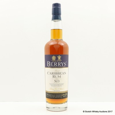 Caribbean Rum XO Berry Bros & Rudd