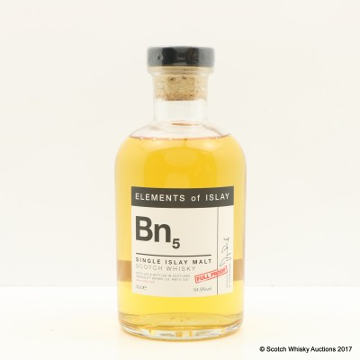 Elements Of Islay Bn5 50cl