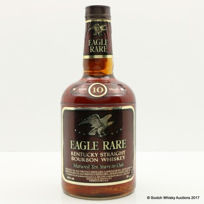 Eagle Rare 10 Year Old Old Style 75cl