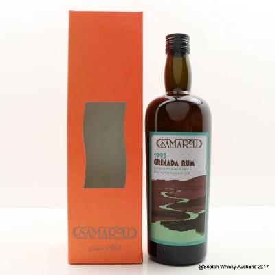Grenada Rum 1993 Samaroli