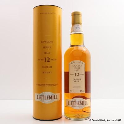 Littlemill 12 Year Old