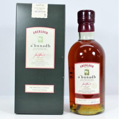 Aberlour A'Bunadh Batch #9