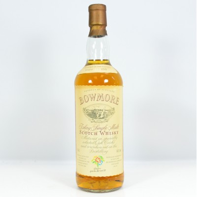 Bowmore Garden Festival 1988 10 Year Old 75cl