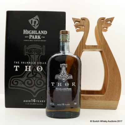 Highland Park 16 Year Old Thor