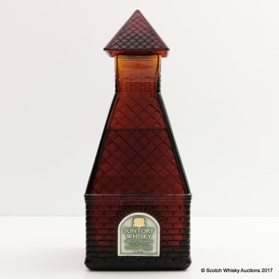 Suntory Special Reserve Pagoda Bottle 76cl