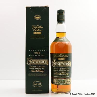 Cragganmore 1990 Distillers Edition