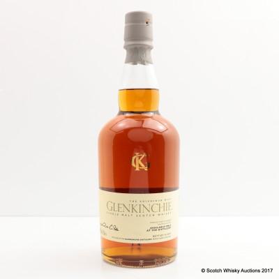 Glenkinchie Distillery Only 2010 Release