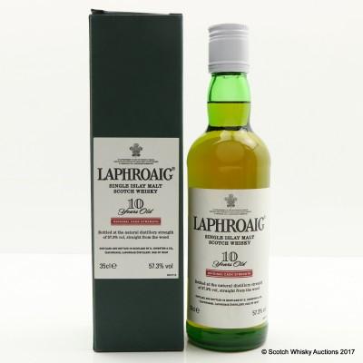 Laphroaig 10 Year Old Original Cask Strength 35cl