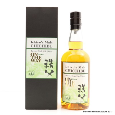 Chichibu Ichiro's Malt On The Way