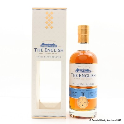 English Whisky Co 2010 Chapter 16