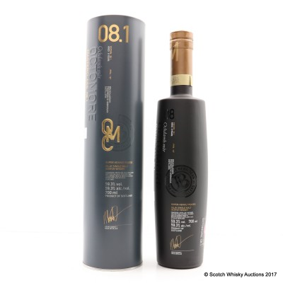 Octomore 08.1 8 Year Old Masterclass