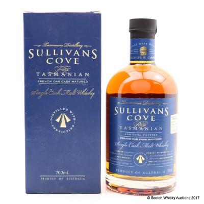 Sullivan's Cove French Oak Cask #HH0534
