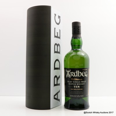 Ardbeg 10 Year Old Distillery Tin