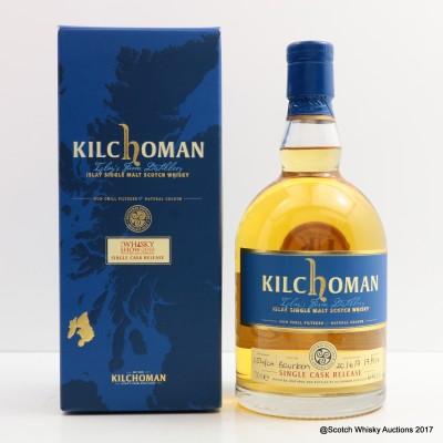 Kilchoman 2007 Single Cask For The Whisky Show 2010