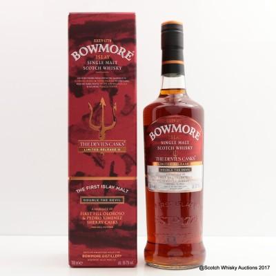 Bowmore Devil's Cask Batch #3