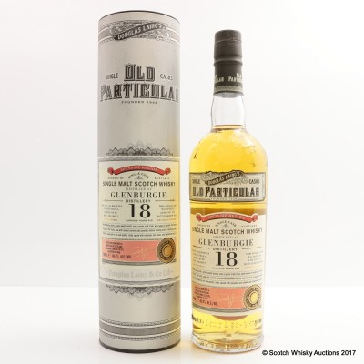 Glenburgie 1997 18 Year Old Old Particular