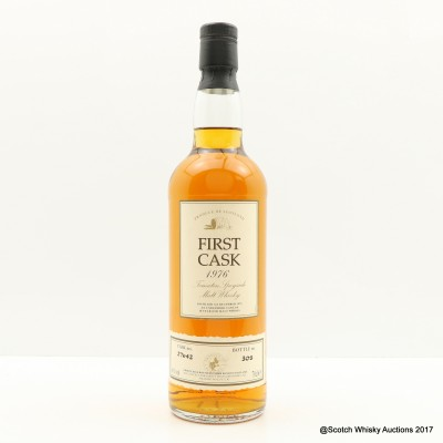 Tomatin 1976 18 Year Old First Cask