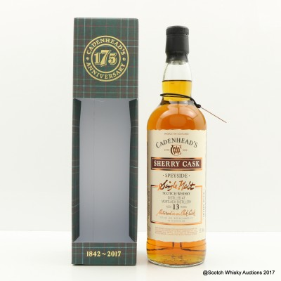 Mortlach 2003 13 Year Old Cadenhead's
