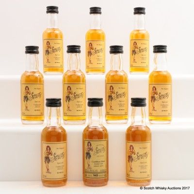 Sailor Jerry Minis 10 x 5cl