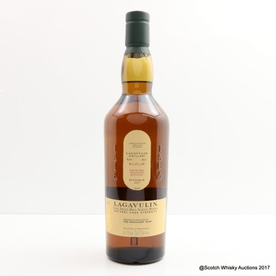 Lagavulin Distillery Only Cask Strength 2017 Release