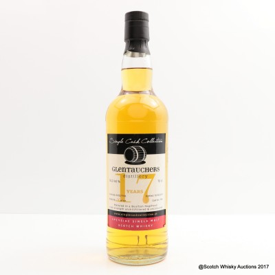 Glentauchers 1996 17 Year Old Single Cask Collection