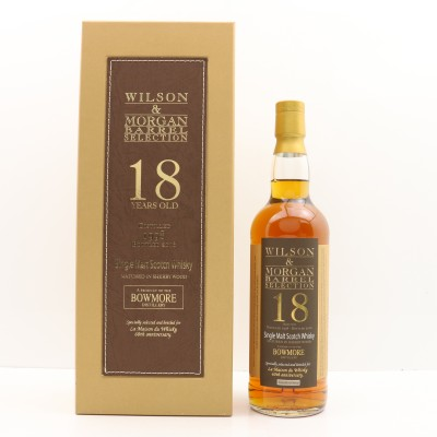 Bowmore 1998 18 Year Old Wilson & Morgan Barrel Selection For La Maison Du Whisky 60th Anniversary