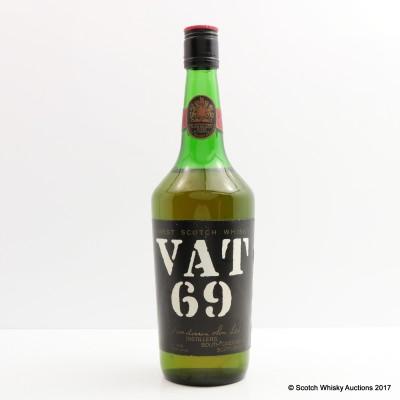 Vat 69 26 2/3 Fl Ozs