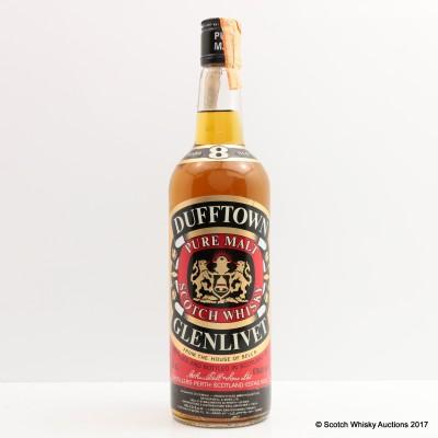 Dufftown-Glenlivet 8 Year Old 75cl