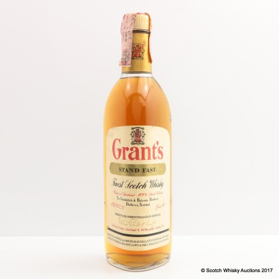 Grant's Stand Fast 75cl