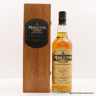 Midleton Very Rare 2007 Release