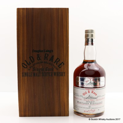 Mortlach 1992 17 Year Old Old & Rare