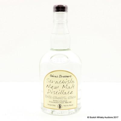Chivas Brothers Strathisla New Malt Distillate 35cl
