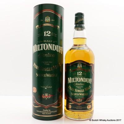 Miltonduff-Glenlivet 12 Year Old 1L