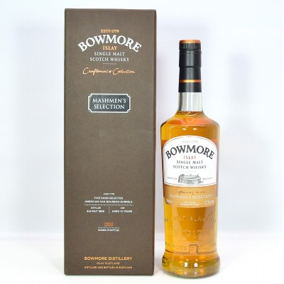 Bowmore Mashmen's Selection 14 Year Old