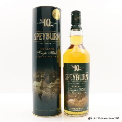 Speyburn 10 Year Old