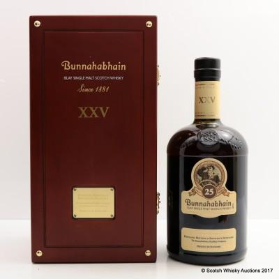 Bunnahabhain XXV 25 Year Old