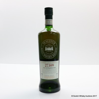 SMWS 27.109 Springbank 1998 16 Year Old