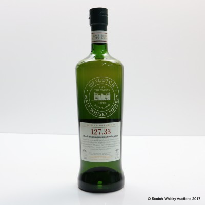 SMWS 127.33 Port Charlotte 2002 11 Year Old