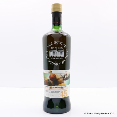 SMWS 73.83 Aultmore 15 Year Old For 15th Anniversary Of SMWS Australia