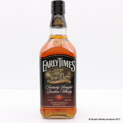 Early Times Kentucky Whisky 75cl