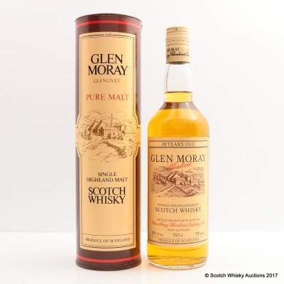 Glen Moray 10 Year Old Pure Malt 26 2/3 Fl Oz