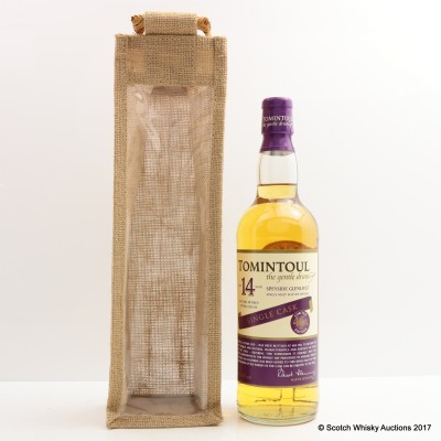 Tomintoul 1994 14 Year Old Single Cask #1664
