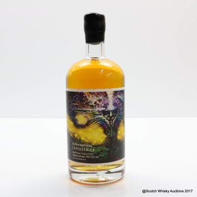 Caperdonich 1992 20 Year Old Tony Keohl Series Creative Whisky Co