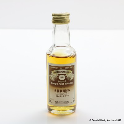 Ardbeg 1974 Connoisseurs Choice Mini 5cl