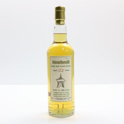 Strathmill 1990 22 Year Old Bladnoch Forum Bottling