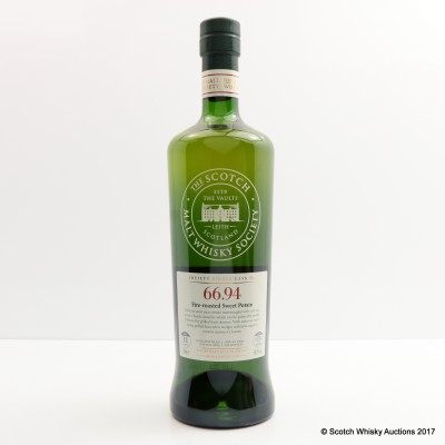 SMWS 66.94 Ardmore 2005 11 Year Old