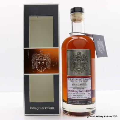 Irish Single Malt 2003 13 Year Old Exclusive Malts For The Whisky Barrel