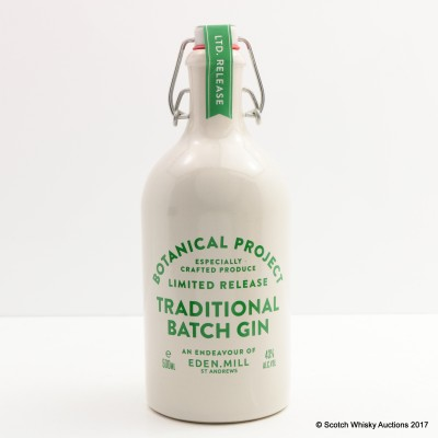 Eden Mill Botanical Project Limited Release Traditional Batch Gin 50cl